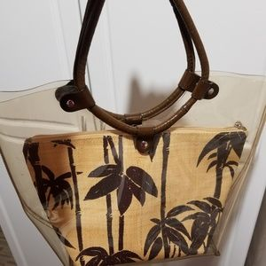 Handbags - Clear bag